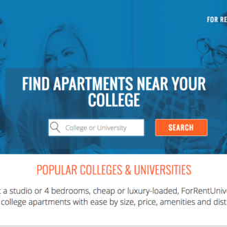 ForRent University screenshot